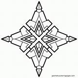 Geometric Coloring Pages Cool Geometry Simple Dash Adult Easy Shapes Pdf Printable Star Designs Pattern Shape Mandala Clipart Sheets Books sketch template