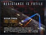 Star Trek: First Contact (1996) - Original British Quad ...