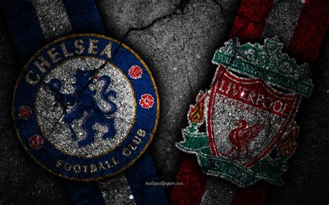 Download wallpapers Chelsea vs Liverpool, Round 7, Premier ...