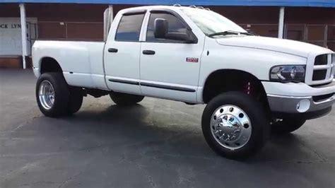 2003 Dodge Ram 3500 Cummins Lifted Dually