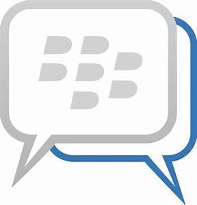 Vector Of the world: Blackberry Messenger BBM logo