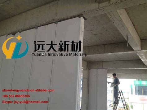 exterior wall b05 aac autoclaved lightweight concrete