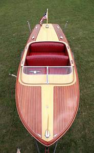 1958 19 U0026 39  Chris Craft Capri