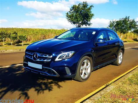 Rmv rmv is real market value of a car calculated by carindigo. 2018' Mercedes-Benz GLA-Class Elegance for sale. Moka, Mauritius