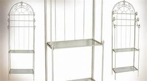 meuble salle de bain fer forge 13 table basse et bois 11 With meuble salle de bain fer forgé