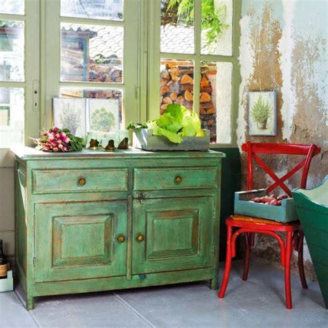 Pastel Decor by Decorar Con Estilo Retro Y Vintage En Verde Decoracion In