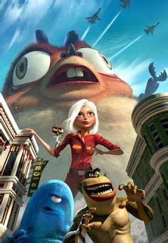 regarder le film monstres contre aliens  vf