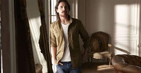 Batman The Dark Knight Christian Bale Promo Photo Shoot