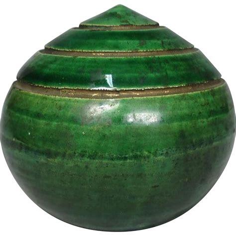 raku pottery japanese antique 楽 raku ware pottery ornament or small statue of hōju sold on ruby lane