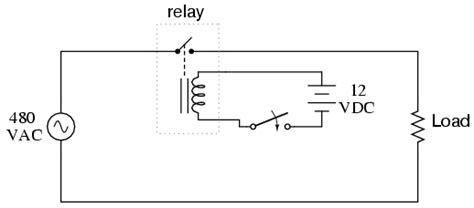 Electrical Relay Construction Purpose Part