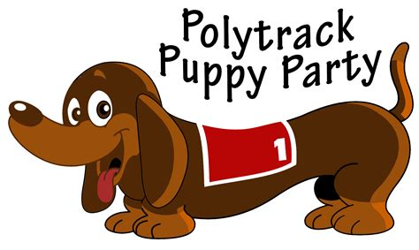 polytrack puppy party  closing day  turfway saturday