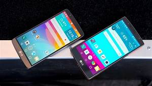 LG G4 vs LG G3: Hands-On Comparison - YouTube