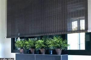 Store Pour Cuisine : rideau pour fenetre coulissante pvc ~ Farleysfitness.com Idées de Décoration