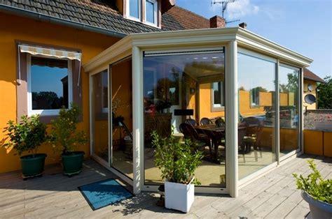 Veranda Su Terrazzo by Verande Per Terrazzi Veranda Installare Verande Per