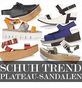 Sandalen Sommer 2015 : plateau sandalen unsere top 7 modelle f r den sommer 2015 flair fashion home ~ Watch28wear.com Haus und Dekorationen