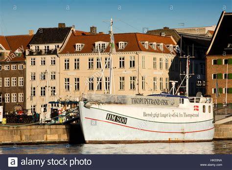 Boat Harbour Denmark Fishing by Danish Fishing Boat Stock Photos Danish Fishing Boat