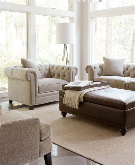 Martha Stewart Saybridge Sofa by Martha Stewart Living Room Furniture Marceladick