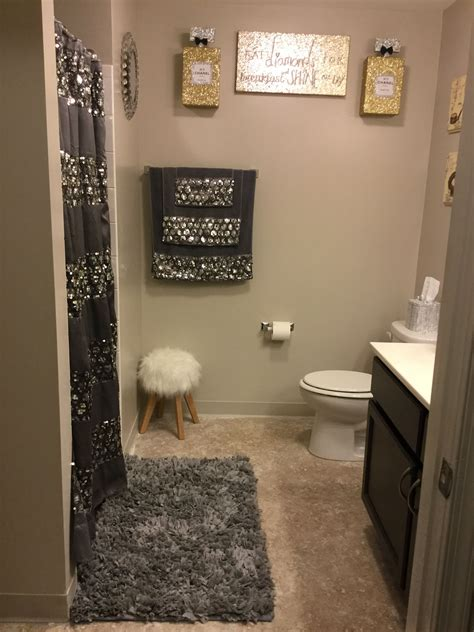 love    bathroom turned  im