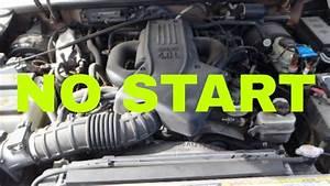 Ford Explorer Crank But No Start