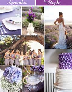 Purple and Lavender Wedding Ideas