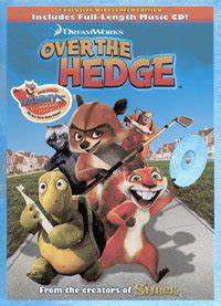 Amazon.com: Over The Hedge Widescreen DVD Full Length ...