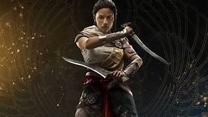 Assassins Creed Origins Aya UHD 8K Wallpaper   Pixelz