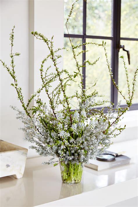 blue and silver flower arrangements fine lines a silver and white arrangement flower magazine