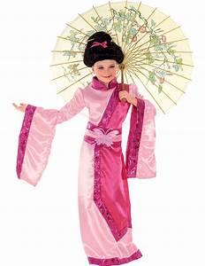 Geisha Kostüm Kinder : japanische geisha kinder kost m f r m dchen rosa pink g nstige faschings kost me bei karneval ~ Frokenaadalensverden.com Haus und Dekorationen