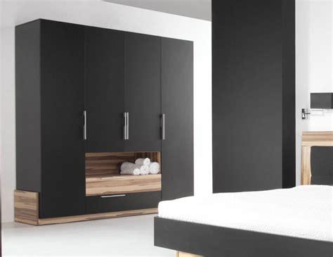 lit armoire black meubles pour chambre 224 coucher design