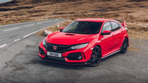 2017 Honda Civic Type R Wallpaper Hd Car Wallpapers