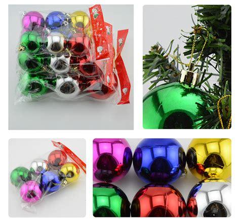 diy christmas tree ball ornaments decorating wholesale