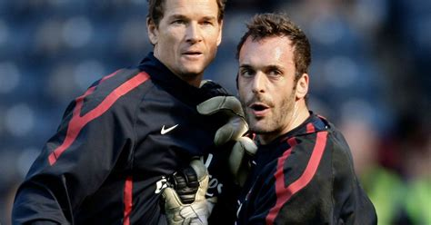Jens Lehmann opens up on fighting Manuel Almunia every day ...