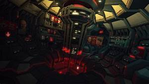 Alien Space Station Interior (page 3) - Pics about space