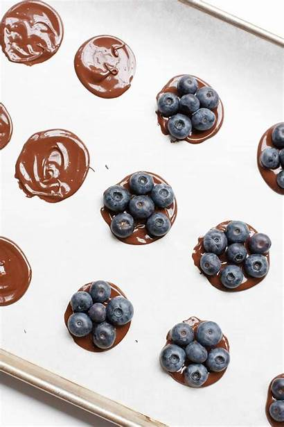 Chocolate Covered Blueberry Clusters Blueberries Candy Mental