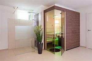 Sauna Für Badezimmer : egal ob im badezimmer im garten keller oder ~ Watch28wear.com Haus und Dekorationen