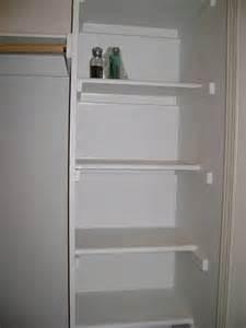 Do It Yourself Wood Shelves
