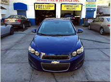 Used 2013 Chevrolet Sonic LT Hatchback $5,99000