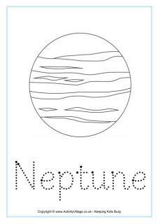 space acrostic poem printables