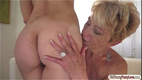 blonde cutie lilla eat granny malyas old hairy pussy and ass xvideos