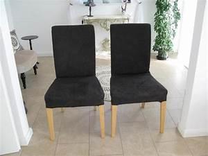 Ikea Stühle Leder : 2x ikea henriksdal st hle edel bezug schwarz wild leder birke top in kaiserslautern ~ Orissabook.com Haus und Dekorationen