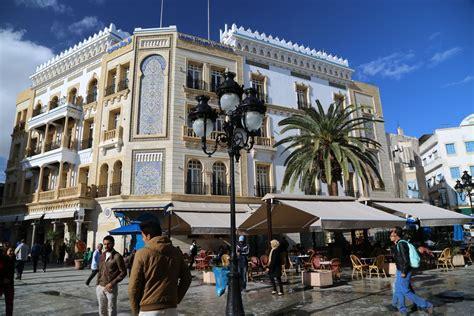 My Time Exploring Tunis, Tunisia