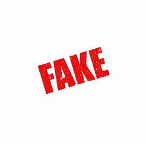 Free illustrati... Fake