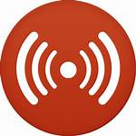 Hotspot Icon Icons Wifi Symbol Circle Signal