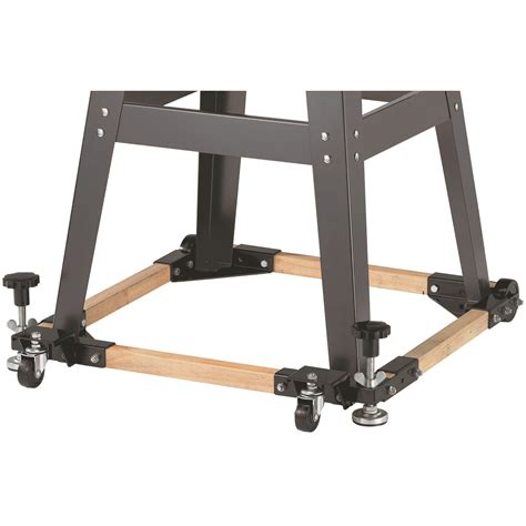 harbor freight table saw stand 300 lb capacity mobile base