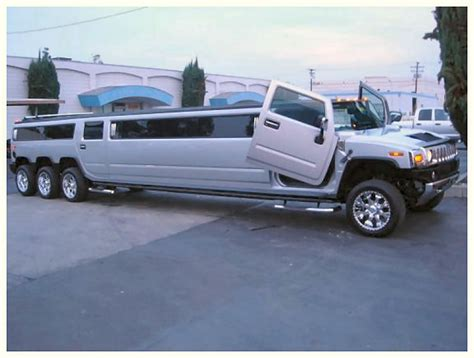 Hummer Limousine Service by Hummer Limousine Cars News Review