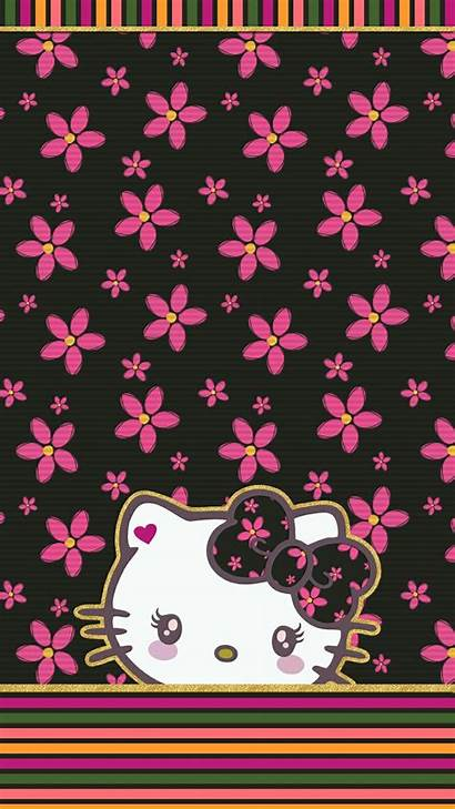 Kitty Hello Iphone Backgrounds Melody Sanrio Wallpapers