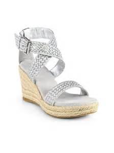 club monaco dresses stuart weitzman espadrille wedge sandals in