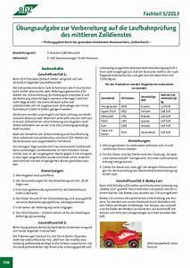 Bundesanzeiger Rechnung : weerth arbeitsprobe aus dem bdz fachteil 05 2013 2 ~ Themetempest.com Abrechnung