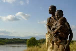 Kenya Tribal People