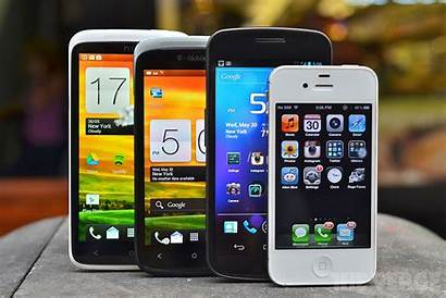 Android Smartphone Apple Companies Growing Faster Than